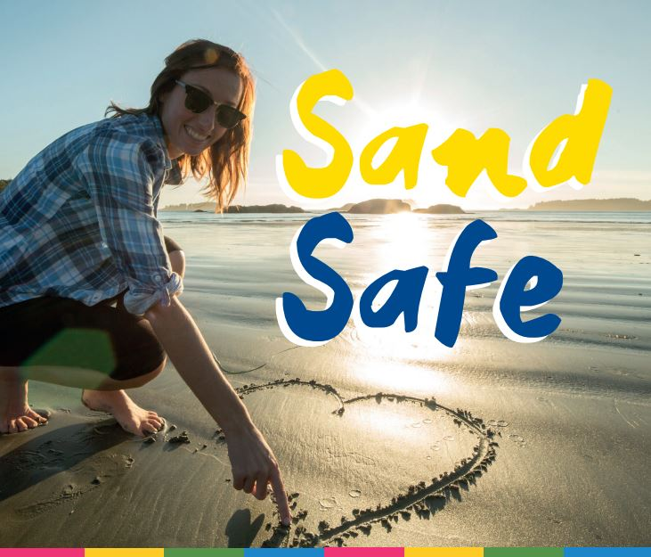 sand safe campaign for a safer falmouth