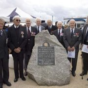 St Nazaire Memorial Service 1