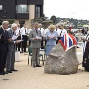 St Nazaire Memorial Service 2