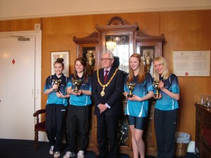 National Schools Table Tennis Champions (under 13's)